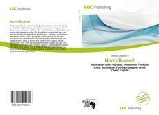 Norm Bussell kitap kapağı