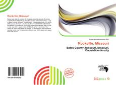 Bookcover of Rockville, Missouri