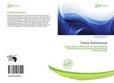 Capa do livro de Irena Zemanová