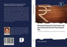 Couverture de Descentralización financiera de las instituciones del Panchayati Raj