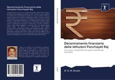 Copertina di Decentramento finanziario delle istituzioni Panchayati Raj