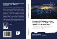 Endosymbiotisches Archaeal &Porphyrin vermittelter Covid 19 Herkunft & Widerstand kitap kapağı
