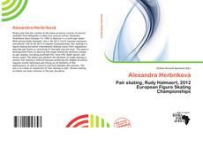 Bookcover of Alexandra Herbríková