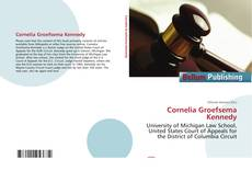 Bookcover of Cornelia Groefsema Kennedy