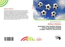 Bookcover of Arthur Hiskins
