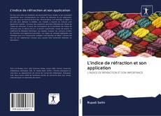 Bookcover of L'indice de réfraction et son application