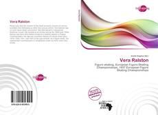 Bookcover of Vera Ralston