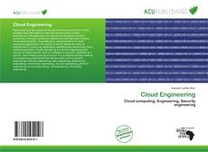 Bookcover of Cloud Engineering
