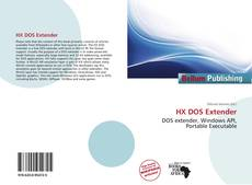 Bookcover of HX DOS Extender