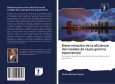 Determinación de la eficiencia del modelo de rayos gamma exponencial的封面