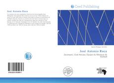 José Antonio Roca的封面