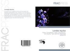 Buchcover von Lambda Aquilae
