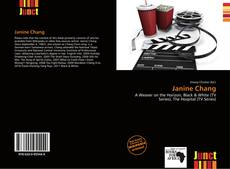 Bookcover of Janine Chang