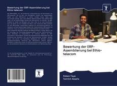 Buchcover von Bewertung der ERP-Assemblierung bei Ethio-telecom