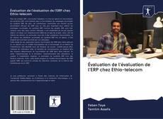 Couverture de Évaluation de l'évaluation de l'ERP chez Ethio-telecom