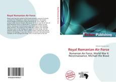 Portada del libro de Royal Romanian Air Force
