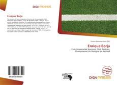Buchcover von Enrique Borja