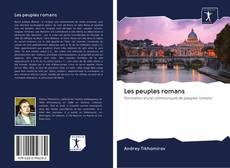 Bookcover of Les peuples romans