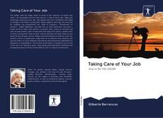 Buchcover von Taking Care of Your Job