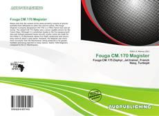 Bookcover of Fouga CM.170 Magister