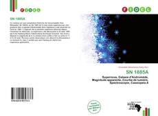 Bookcover of SN 1885A