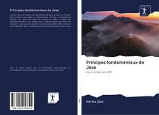 Couverture de Principes fondamentaux de Java