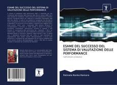 Обложка ESAME DEL SUCCESSO DEL SISTEMA DI VALUTAZIONE DELLE PERFORMANCE