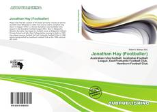 Bookcover of Jonathan Hay (Footballer)
