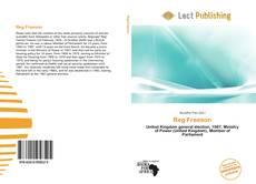 Bookcover of Reg Freeson