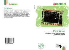 Peng Yuyan kitap kapağı