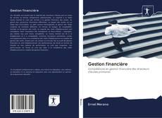 Обложка Gestion financière