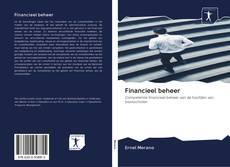 Buchcover von Financieel beheer