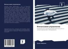 Bookcover of Финансовое управление