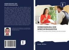 VERBESSERUNG DER SPRECHFÄHIGKEITEN kitap kapağı