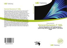 Bookcover of General Dynamics F-16XL