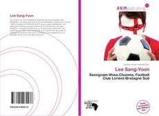 Lee Sang-Yoon kitap kapağı