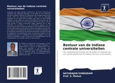 Bookcover of Bestuur van de Indiase centrale universiteiten