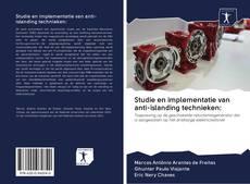 Studie en implementatie van anti-islanding technieken: kitap kapağı