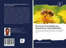 Portada del libro de De rol van honingbijen als bestuivers in natuurgebieden