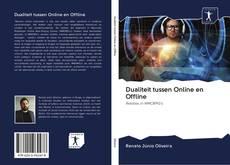 Capa do livro de Dualiteit tussen Online en Offline