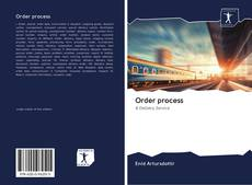 Bookcover of Order process