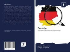 Portada del libro de Deutsche