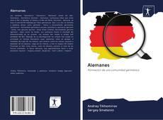 Portada del libro de Alemanes