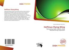 Обложка Hoffman Flying Wing
