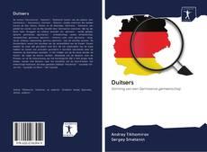 Portada del libro de Duitsers
