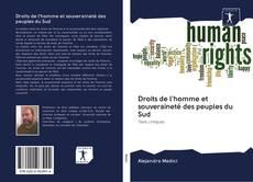 Copertina di Droits de l'homme et souveraineté des peuples du Sud