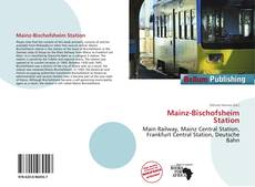 Mainz-Bischofsheim Station的封面