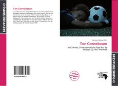 Bookcover of Ton Cornelissen