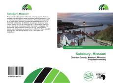 Bookcover of Salisbury, Missouri