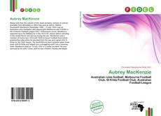 Aubrey MacKenzie的封面